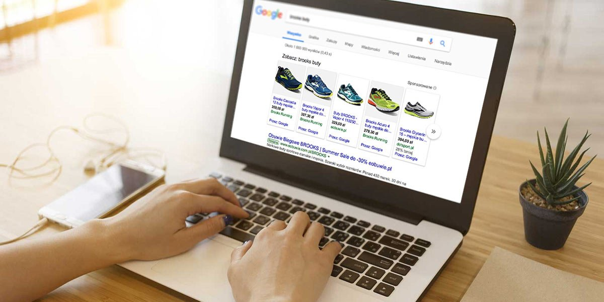 Reklama Google Shopping - co to takiego?